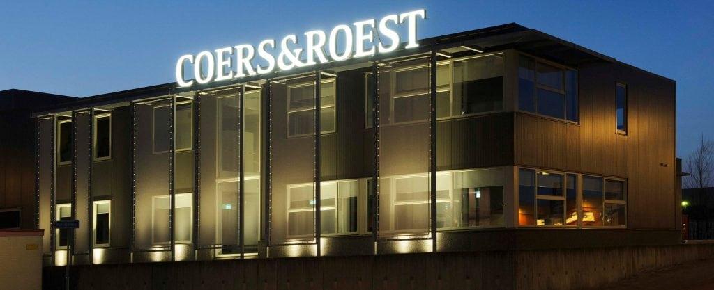 Coers en Roest Arnhem pand